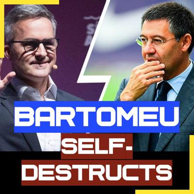 Cover art for Bartomeu's board self-destructs, Laporta and Víctor Font ready to challenge