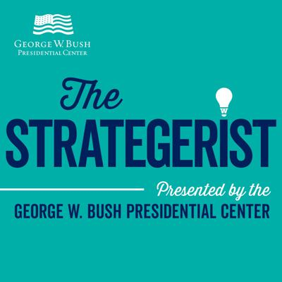 What happens when you cross the 43rd President, late night sketch comedy, and interesting conversation? The inspiration behind The Strategerist– a podcast series highlighting the American spirit of leadership and compassion.