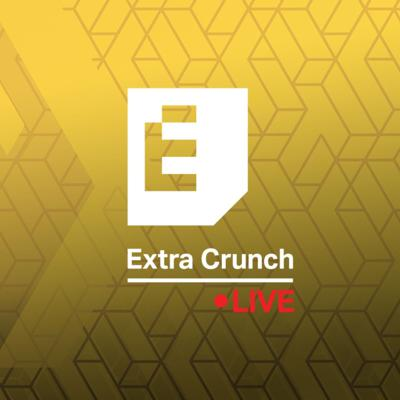 Cover art for Extra Crunch Live with Hunter Walk from Homebrew