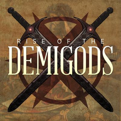 Cover art for Death of a Demigod