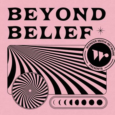"""From satanic feminists, dolphin communicators, to stigmatists—take a leap of faith with Jerico Mandybur on Beyond Belief as she teases out what it means to believe. Part enlightening conversation, part edu-tainment, hear how society's """"weirdos"""" believe, and discover they're not so weird in the process. After all, we all want to believe in something."""
