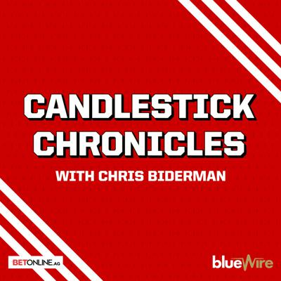 Sacramento Bee reporter Chris Biderman gives you unique access, different angles and top-notch guests in his 49ers podcast Candlestick Chronicles. Biderman is a Bay Area native and has been covering the team since 2012.