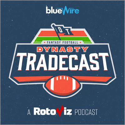 A RotoViz podcast about dynasty fantasy football, hosted each week by Dan Sainio, and Nathan Powell with occasional guests from across the industry