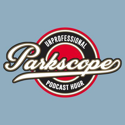 Cover art for Parkscope Unprofessional Podcast Hour #188 - The Double EP