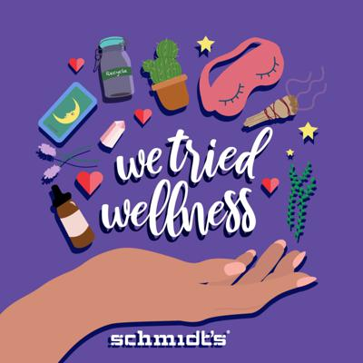 Cover art for Michael Cammarata + We Tried Wellness at Work