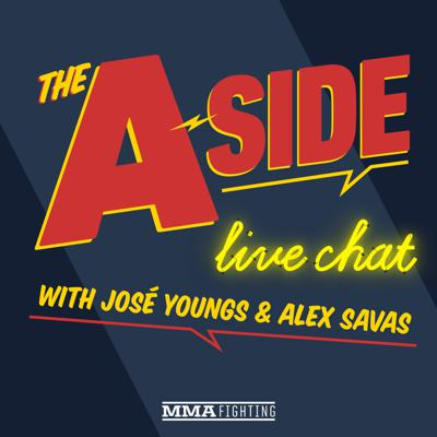 Cover art for The A-Side Live Chat: UFC 250 preview, Amanda Nunes vs. Felicia Spencer, Jon Jones relinquishing UFC title, more