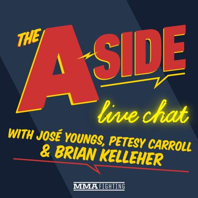 Cover art for The A-Side Live Chat w/ Brian Kelleher