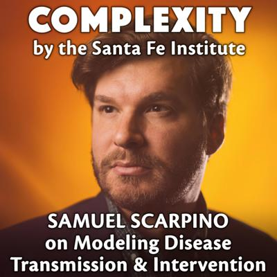 Cover art for Sam Scarpino on Modeling Disease Transmission & Interventions