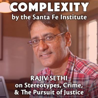 Cover art for Rajiv Sethi on Stereotypes, Crime, and The Pursuit of Justice