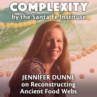 Cover art for Jennifer Dunne on Reconstructing Ancient Food Webs