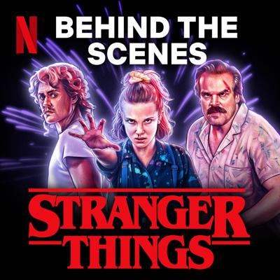 Cover art for Behind The Scenes: Stranger Things 3