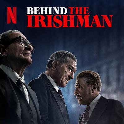 "Go behind the scenes of Martin Scorsese's The Irishman with this official companion podcast from Netflix. Hosted by comedian and The Irishman co-star Sebastian Maniscalco (""Crazy Joe"" Gallo), this three-part series features interviews with cast and crew, including Martin Scorsese, Robert De Niro, Al Pacino, and Joe Pesci. Hear the story of Frank ""The Irishman"" Sheeran from the man he chose to tell it—and how Scorsese and De Niro fought for years to bring that story to the screen. Plus, learn about the brand-new technology the visual effects wizards at Industrial Light and Magic built to bring this epic tale to life. This podcast was produced by Netflix with FannieCo and Crossroad Productions."