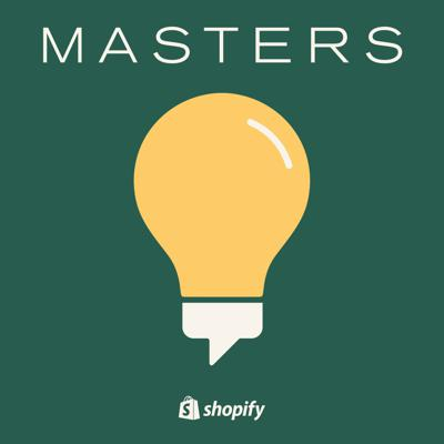 Shopify Masters is an official Shopify podcast where successful entrepreneurs and experts share their experience and inspirational stories.  Each week, our host Felix Thea invites successful entrepreneurs to share their experience and practical advice for growing an online business on Shopify. Guests on the show come from a wide range of backgrounds and share insight into topics such as creating viral Facebook ads, outsourcing parts of your business, creating licensed products, running a newsworthy pop-up shop, optimizing your social media marketing, content marketing for SEO, and tons more.   These are seasoned entrepreneurs that come from diverse backgrounds who are willing to pull back the curtain and share their best practical advice. Subscribe to the show and leave us a review to let us know what you think!
