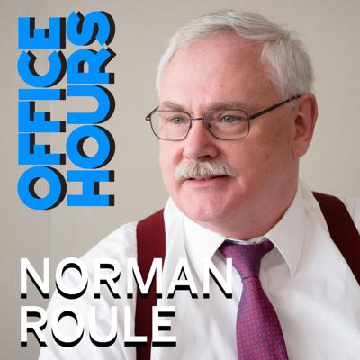 Cover art for Norman Roule on the Culture at the CIA, Yemen, and Theater
