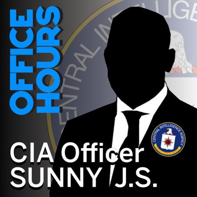 Cover art for CIA Officer Sunny J.S. on CIA Myths, the Presidential Daily Brief, and Keeping Secrets