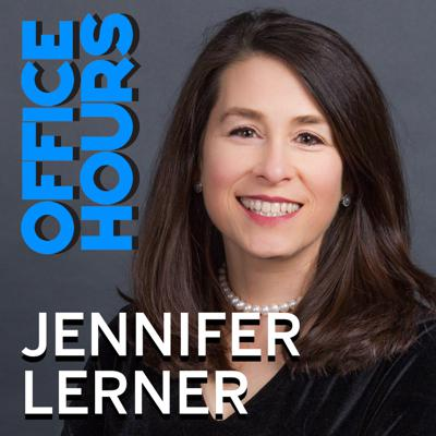 Cover art for Jennifer Lerner on Decision Science, Leadership, and the Sunk Cost Bias