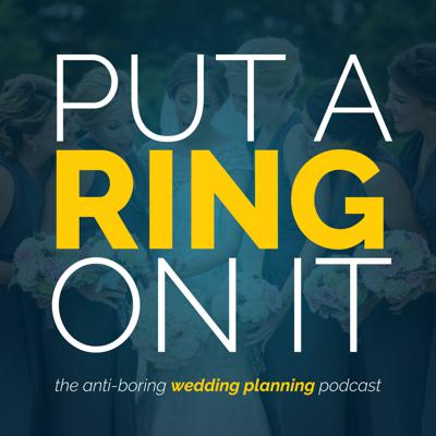 Wedding pros, Daniel Moyer and Danielle Pasternak, come together to share their wedding industry and wedding planning knowledge through stories, interviews, tips and practical advice. In the wedding world, there is a great deal of dated information prancing through the interwebs and the Put A Ring On It podcast was created to help couples navigate the modern world of weddings by knowing which rules are ok to break and why certain traditions have stood the test of time. The show is created for anyone planning a wedding and wants insider knowledge and downright sensible wedding planning advice.