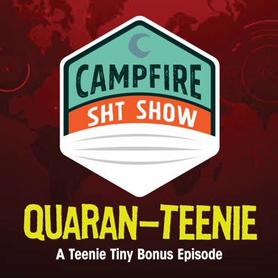 Cover art for Quaran-teenie: Vampires Love Top Ramen