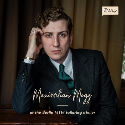 Cover art for Maximilian Mogg is refining classic menswear