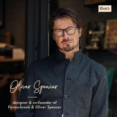 Cover art for Oliver Spencer and the importance of community