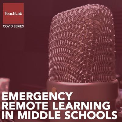 Cover art for Emergency Remote Learning in Middle Schools