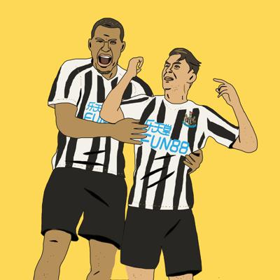 Cover art for Mike Ashley, Newcastle United & The Future