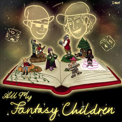 Each week, Aaron Catano-Saez and Jeff Stormer take a listener-submitted prompt and spin it into an original fantasy character. Tweet us a character prompt: @AMFC_Podcast Email us a character prompt: AllMyFantasyChildren@gmail.com