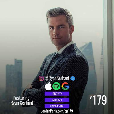 Cover art for Ryan Serhant of Million Dollar Listing NY on How to Sell Yourself