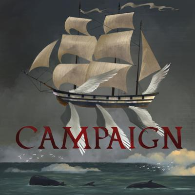 Campaign is long-form actual play podcast. Our current series Campaign: Skyjacks takes place in an original setting inspired by folktales and classic adventure fiction. Join Liz Anderson, John Patrick Coan, Tyler Davis, Johnny O'Mara, and gamemaster James D'Amato as they tell a tale of daring sky pirates. … Also it's basically an elaborate re-telling of Weekend at Bernie's.