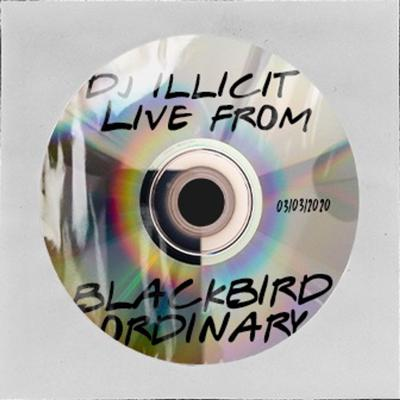 Cover art for Live at Blackbird Ordinary (Spanglish) - 03/03/2020