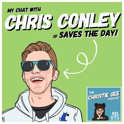 Cover art for Ep. 015 My Chat With Chris Conley Of Saves The Day