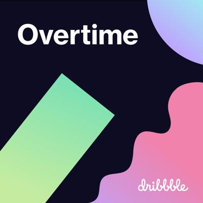 Overtime, Dribbble's weekly podcast, explores the most interesting design news and gives you the tips you need to create your best work. No need to scroll copious news sites and design Twitter—host Meg Lewis and friends are primed to inform, entertain, and inspire you each week. Consider Overtime your audio lifeline to the design community, packaged in a perfectly punchy Shot. Subscribe and listen every Wednesday to stay ahead of the game.