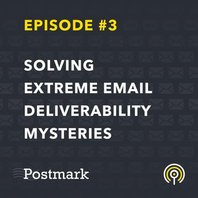 Cover art for Solving extreme email deliverability mysteries