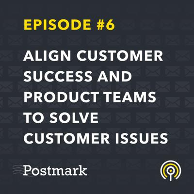 Cover art for How we align our customer success and product teams to solve customer issues