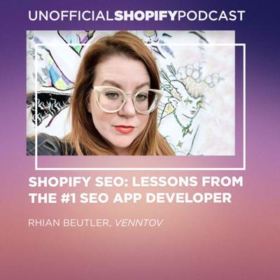 Cover art for Shopify SEO: Lessons from the #1 SEO App Developer