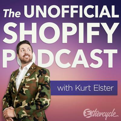 """How's an entrepreneur like me supposed to grow my Shopify store?"" That's what The Unofficial Shopify Podcast aims to answer. Discover new opportunities to grow your store from the world's most successful Shopify entrepreneurs. Hosted by Kurt Elster, a senior ecommerce consultant and Shopify Plus Partner, The Unofficial Shopify Podcast is not authorized, endorsed, or sponsored by Shopify– It's a no holds barred discussion of ecommerce growth strategy & tactics."