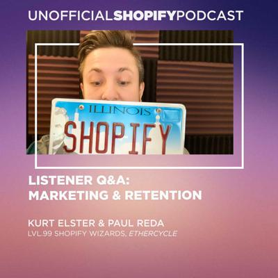 Cover art for Listener Q&A: Marketing & Retention Edition