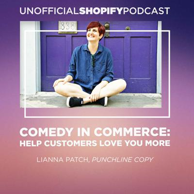 Cover art for Comedy in Commerce: Help Customers Love You More