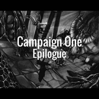 Cover art for Campaign One: Epilogue