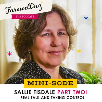 Cover art for Minisode: Real Talk and Taking Control with Author Sallie Tisdale