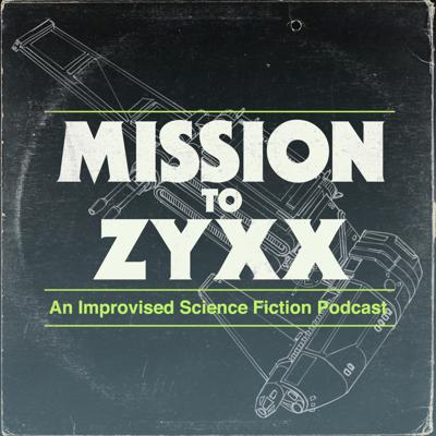An improvised science fiction sitcom following a team of ambassadors as they attempt to establish diplomatic relations with planets in the remote and chaotic Zyxx Quadrant… better known as the