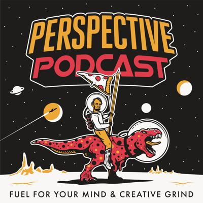 The Perspective Podcast is fuel for your mind and creative grind.  Each week, Scotty Russell of Perspective-Collective and his juggernaut creative guests breakdown the art of healthy hustling, overcoming the inner critic, and growing your creative business.  If you're a side hustler, freelancer, artist, or designer looking for your next breakthrough, this show was made for you!  Scotty is a Full-Time Side Hustle Coach, Artist, Designer, and Speaker living in the majestic plains of Iowa. IG @prspctv_cllctv + @perspectivepodcast