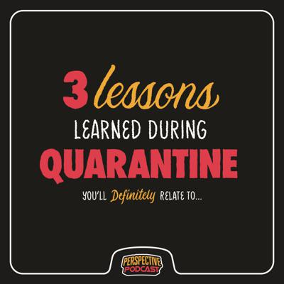Cover art for 3 Crucial Lessons for Your Creative Pursuits During & Post Quarantine