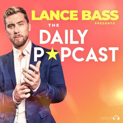 The Daily Popcast with Lance Bass breaks down the biggest stories in Hollywood each day. The show takes a journalistic approach to entertainment with unprecedented access to the biggest names in the industry.   From the latest headlines to exclusive input and interviews from your favorite stars, this show offers listeners an insider look at  everything happening in the entertainment industry right now.