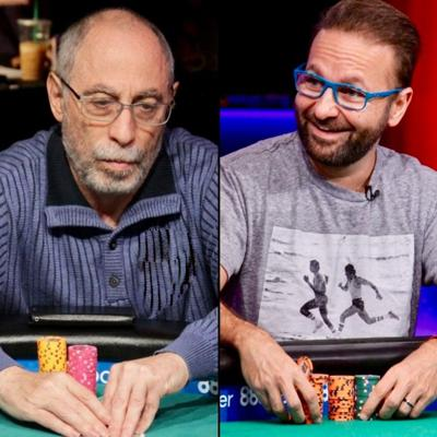 Cover art for Poker Stories: Quarantine Special With Barry Greenstein and Daniel Negreanu