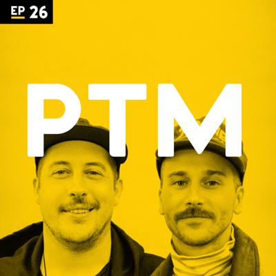 Cover art for Portugal. The Man (John Gourley & Zachary Carothers)