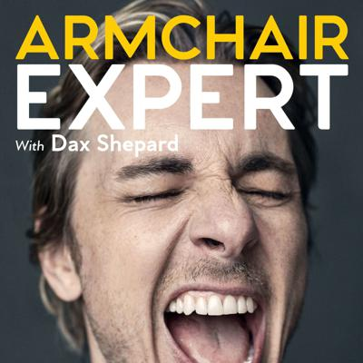 """Hi, I'm Dax Shepard, and I love talking to people. I am endlessly fascinated by the messiness of being human, and I find people who are vulnerable and honest about their struggles and shortcomings to be incredibly sexy. I invite you to join me as I explore other people's stories. We will celebrate, above all, the challenges and setbacks that ultimately lead to growth and betterment. What qualifies me for such an endeavor? More than a decade of sobriety, a degree in Anthropology and four years of improv training. I will attempt to discover human """"truths"""" without any laboratory work, clinical trials or data collection. I will be, in the great tradition of 16th-century scientists, an Armchair Expert."""
