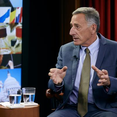 Cover art for FIXING THE HEALTH CARE SYSTEM FROM WITHIN: A Conversation with Former Vermont Governor Peter Shumlin