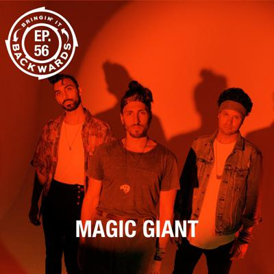 Cover art for Interview with Magic Giant