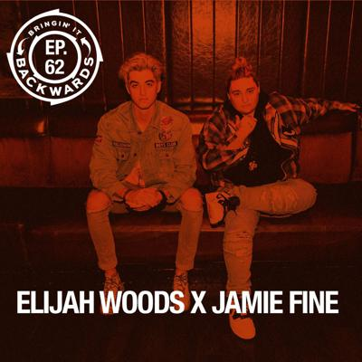 Cover art for Interview with Elijah Woods x Jamie Fine (ExJ)